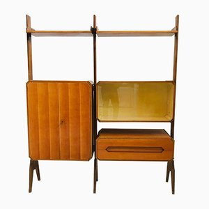 Vintage Shelving Unit, 1960s