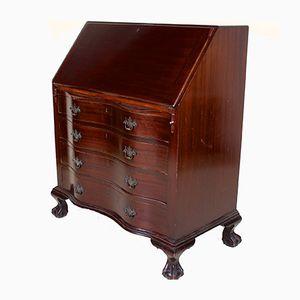 Antiker Schreibtisch aus Mahagoni