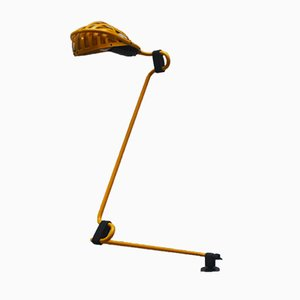 Lámpara de escritorio Igloo italiana industrial de Tommaso Cimini para Lumina, años 70