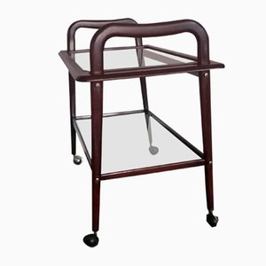 Vintage Bar Trolley by Ico Parisi for De Baggis