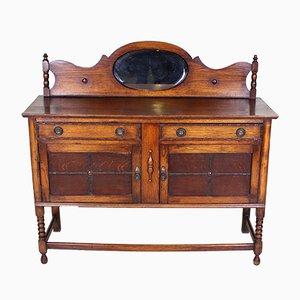 Credenza vintage in quercia, anni '20