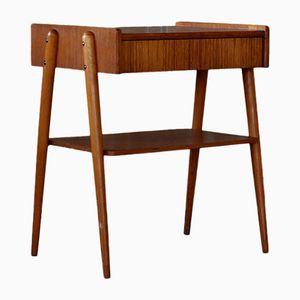 Petite Table d'Appoint Vintage, Danemark, 1960s