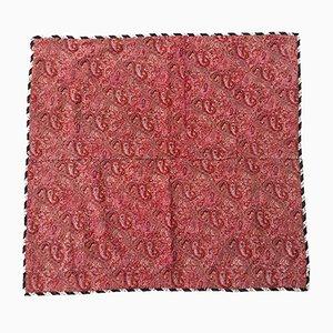 Textil antiguo tejido a mano