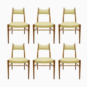 Chaises de Salon Mid-Century, Autriche, 1950s, Set de 6