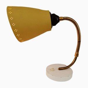 Vintage Tischlampe mit Schwanenhals, 1960er