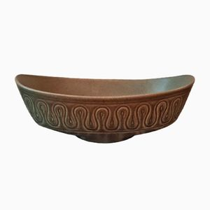 Mid-Century Ceramic Bowl from Søholm, 1960s