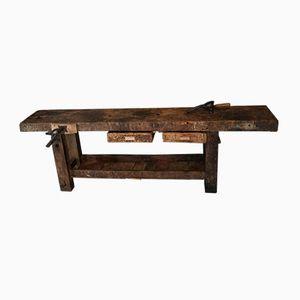 Carpenter's Table, 1960s