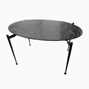 Table Basse en Marbre, Italie, 1960s
