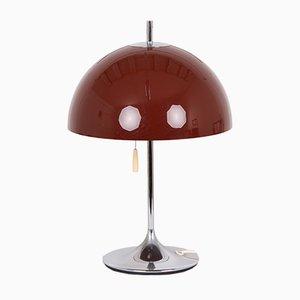 Lámpara de mesa de Frank J. Bentler para Wila, años 70