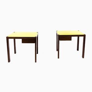 Side Tables by Edoardo Gellner for Fantoni, 1950s, Set of 2