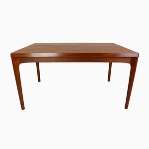 Mid-Century Danish Teak Dining Table by Henning Kaerjnulf for Vejle