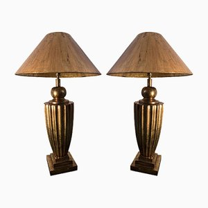 Art Deco Lampes De Bureau Lampes De Table En Ligne Chez Pamono