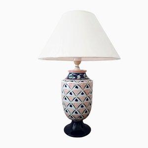 Lampada da tavolo vintage in ceramica di Bitossi