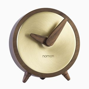 Atomo G Table Clock by Jose Maria Reina for NOMON