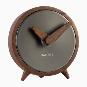 Atomo T Table Clock by Jose Maria Reina for NOMON