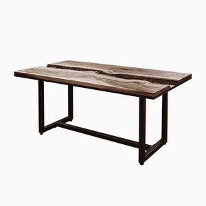 Organic Elm Dining Table by Robin Johnson for Johnson Bespoke