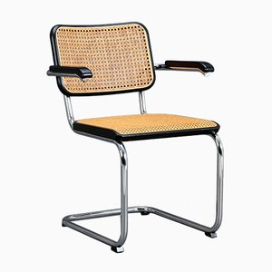 S64 Cantilever Chair by Marcel Breuer for Thonet, 1980s