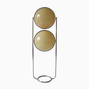 Lámpara de pie de Henri Delord & Jean-pierre Garrault para Chabrières, años 70