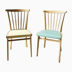 Mid-Century Chairs by Franz Spahn, Set of 2