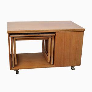 Tavolini ad incastro Tristor di McIntosh, anni '60