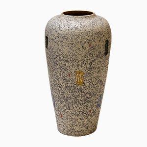 Jarrón de cerámica grande, años 60