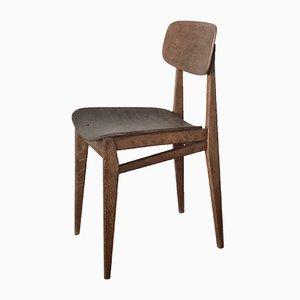 Stuhl von Etienne Henri Martin, 1950er