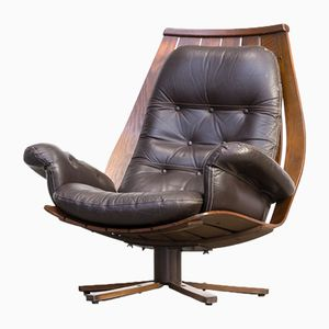 Lounge Chair from Hove Mobler, 1960s