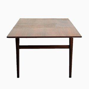 Tisch mit Wandhalterung von Helge Vestergaard Jensen für Peder Pedersen, 1950er