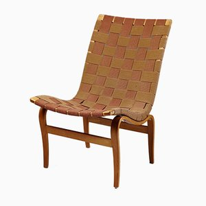 Eva Chair by Bruno Mathsson for Firma Karl Mathsson, 1941