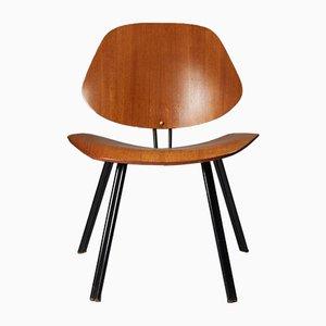 Stuhl von Osvaldo Borsani für Tecno, 1950er