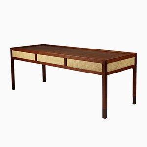 Tavolino di servizio di Mogens Lassen per T. Madsen, 1953.
