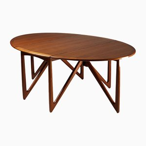 Dining Table by Kurt Ostervig, 1950s