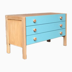 Blue Chest of Drawers, 1950s
