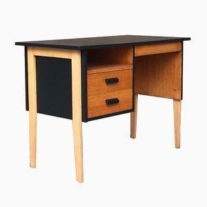 Vintage Oak Desk, 1960s