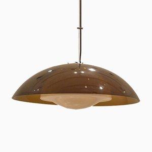 Lampe à Suspension Vintage en Plexiglas de Guzzini