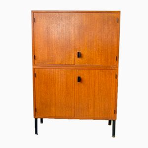 Modernes Highboard, 1950er