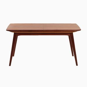 Teak Dining Table by Louis van Teeffelen for Wébé, 1950s