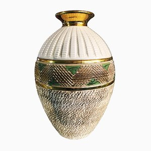 Vaso Art Déco di Lucien Brisdoux, Francia, 1935