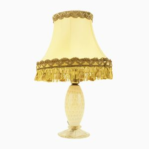 Mid-Century Murano Glass Lamp from Barovier & Toso
