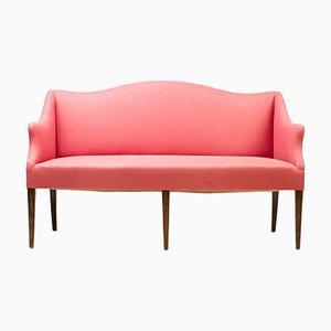 Dänisches Vintage Sofa mit architektonischer Gestaltung