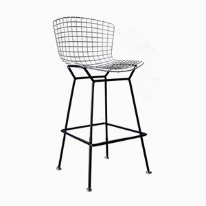 Mid-Century Stool by Harry Bertoia for Knoll Inc.