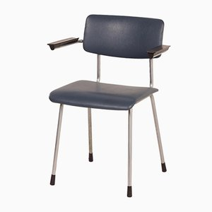Model 1235 Tubular Chair from Gispen, 1960s