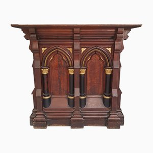 Antique Victorian Lectern Reading Desk