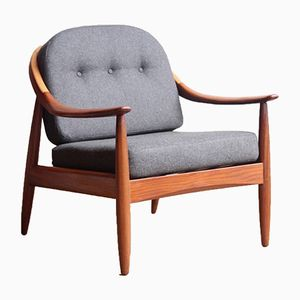 Mid-Century Armchair from Greaves & Thomas, 1960s