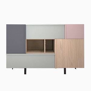 MYA Sideboard by Víctor Pinto for Mega Mobiliario