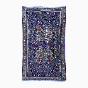 Large Vintage Afghan Belouch Rug