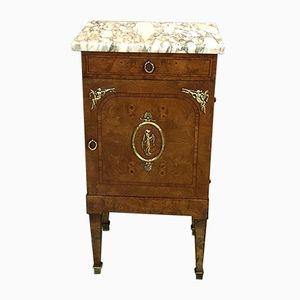 Table de Chevet Antique en Orme