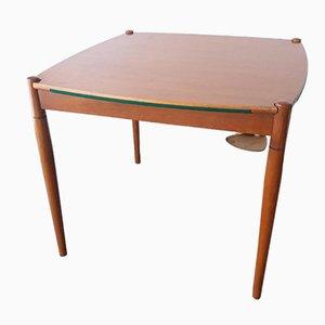 Tavolo da gioco di Gio Ponti per Fratelli Reguitti, anni '50