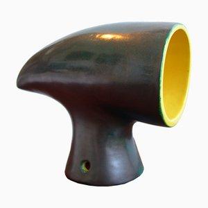Applique Mid-Century in ceramica, anni '50