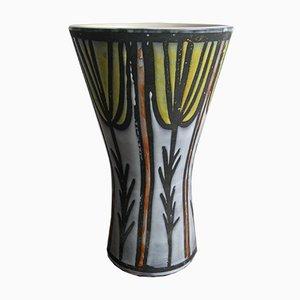 Vase Diabolo par Roger Capron, 1958